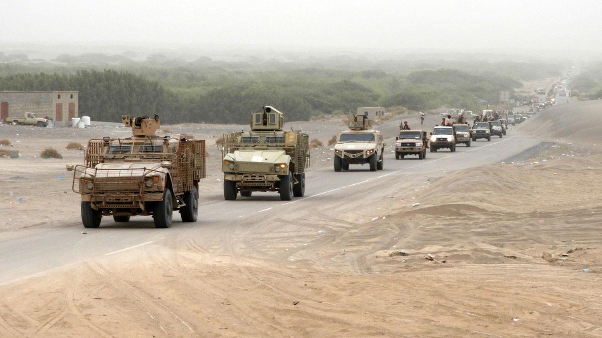 الجيش اليمني يحرر 12 كم بمنطقة حيوية بين صنعاء والحديدة