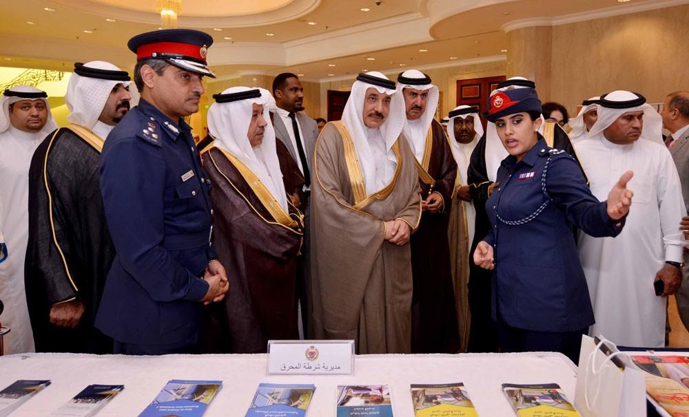 حميدان: البحرين حققت تقدماً في تطوير منظومة متكاملة للعمل الأهلي التطوعي