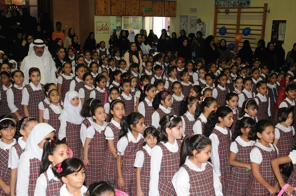 وزير التربية يتفقد عددًا من المدارس بمناسبة بدء العام الدراسي الجديد