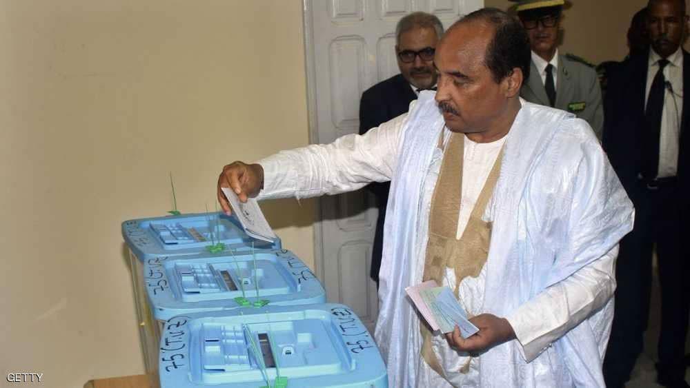 موريتانيا.. الحزب الحاكم يتصدر نتائج الانتخابات التشريعية