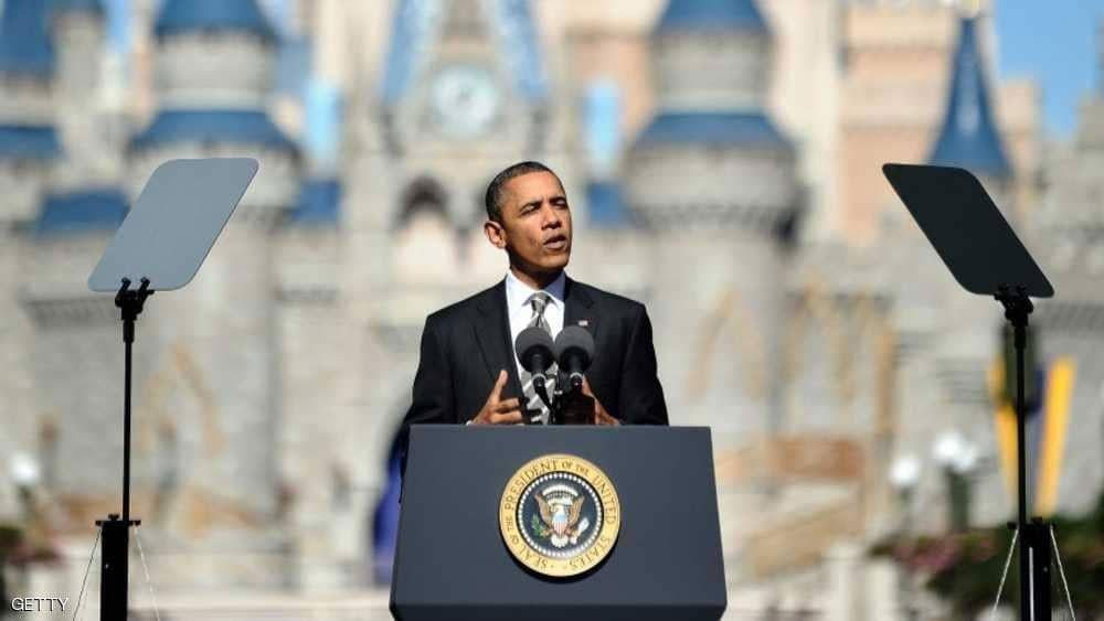 """أوباما يكشف قصة طرده من """"المملكة السحرية"""""""