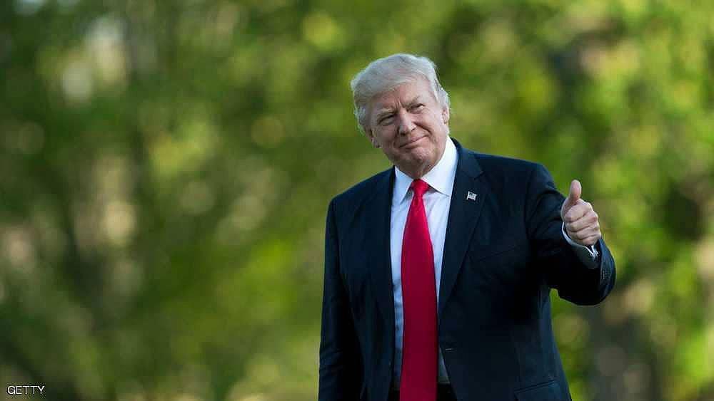 """ترامب يشكر كيم على العرض الخالي من """"النووي"""""""