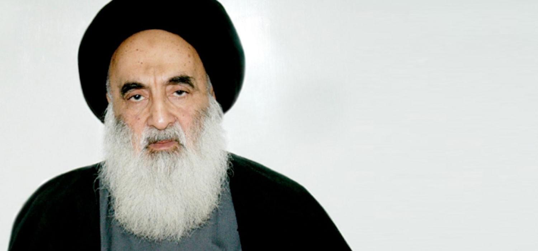مصادر: السيستاني يرفض المرشحين الـ5 لرئاسة الحكومة