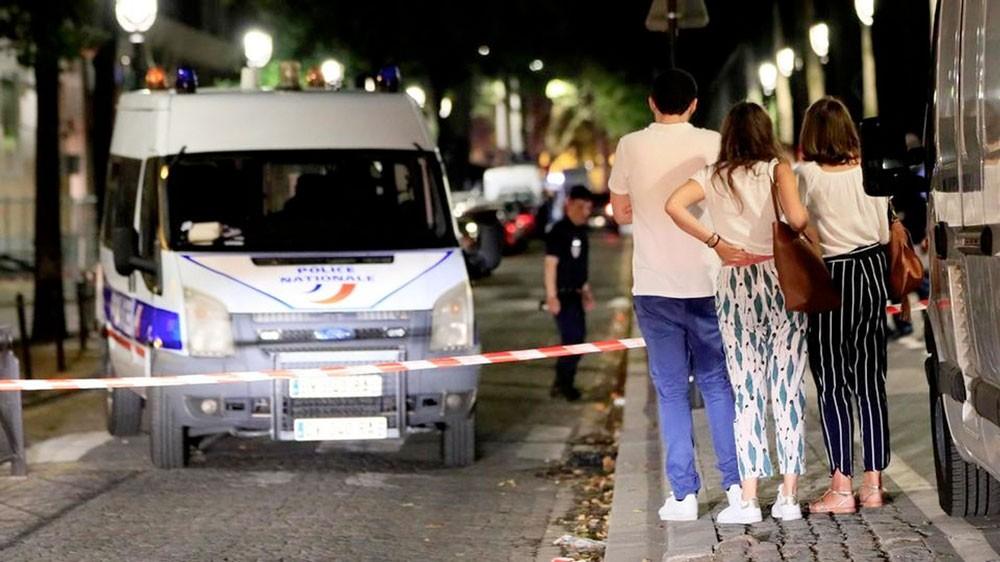 ٧ جرحى في هجوم بسكين في باريس.. ولا شبهة إرهاب حتى الآن