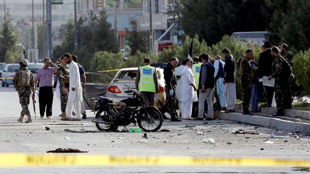 داعش يتبنى الهجوم الانتحاري في كابول