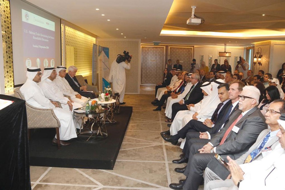 480 مليون دولار استثمارات أمريكا في البحرين