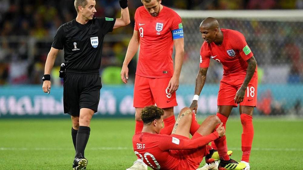 """ديلي آلي يغيب عن مواجهة سويسرا بسبب """"إصابة عضلية"""""""