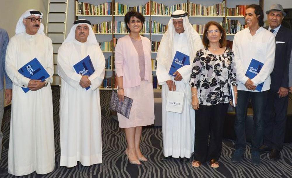 إطلاق كتاب (أصيلة - 40 عاماً) في متحف البحرين الوطني