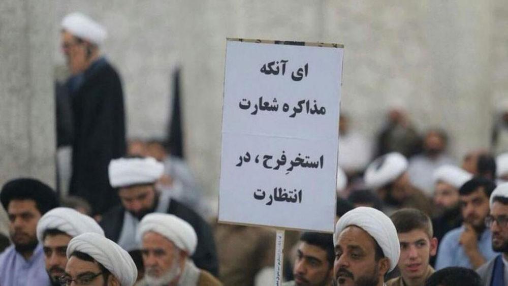 اعتقال 5 رجال دين هددوا روحاني بمصير رفسنجاني