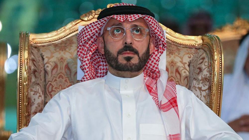 قصي الفواز رئيساً للاتحاد السعودي لكرة القدم