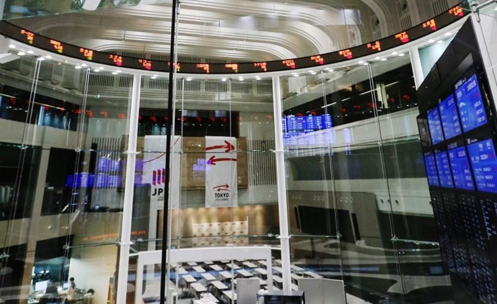 ارتفاع الأسهم اليابانية في نهاية تعاملات بورصة طوكيو