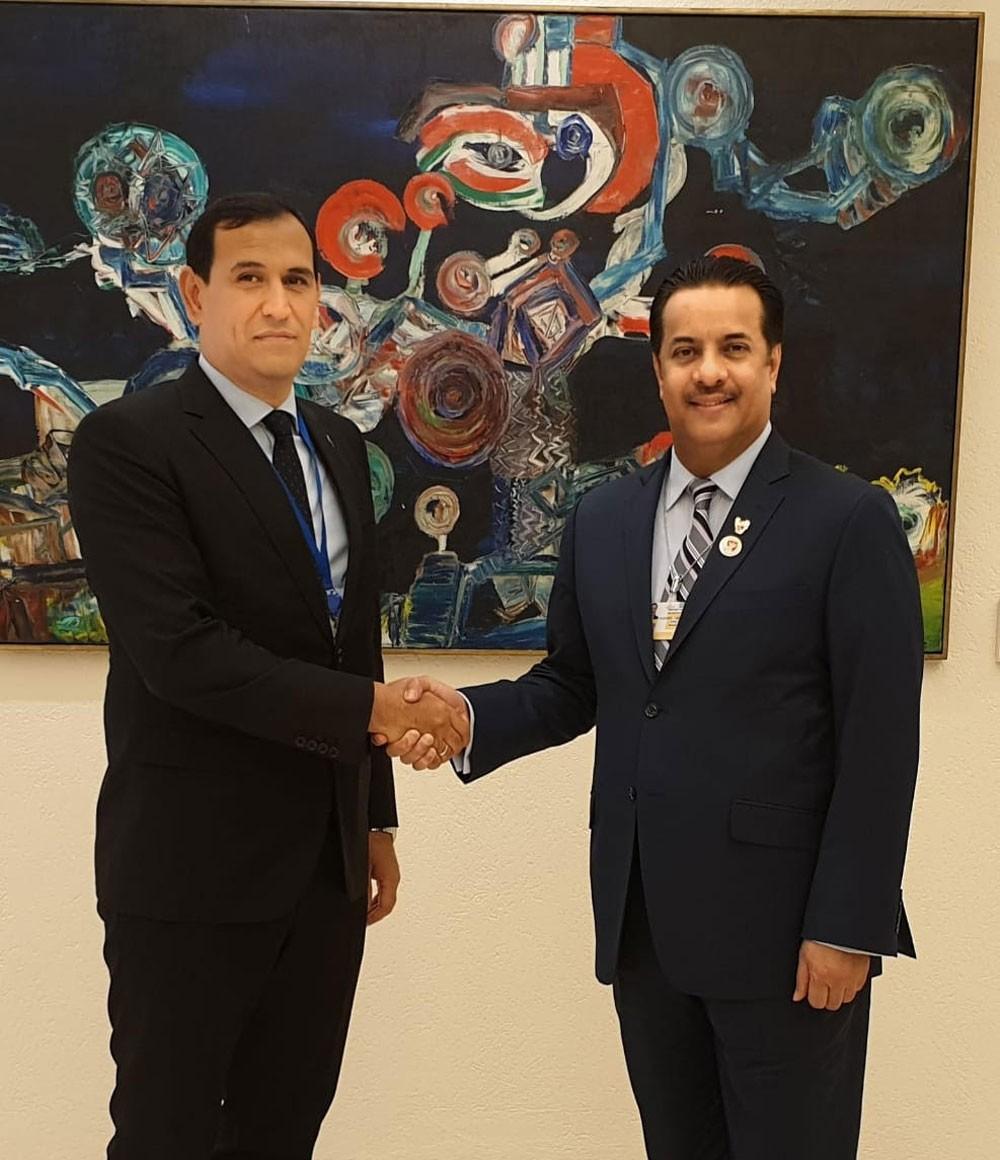 مساعد وزير الخارجية يحضر افتتاح اعمال الدورة 39 لمجلس حقوق الإنسان