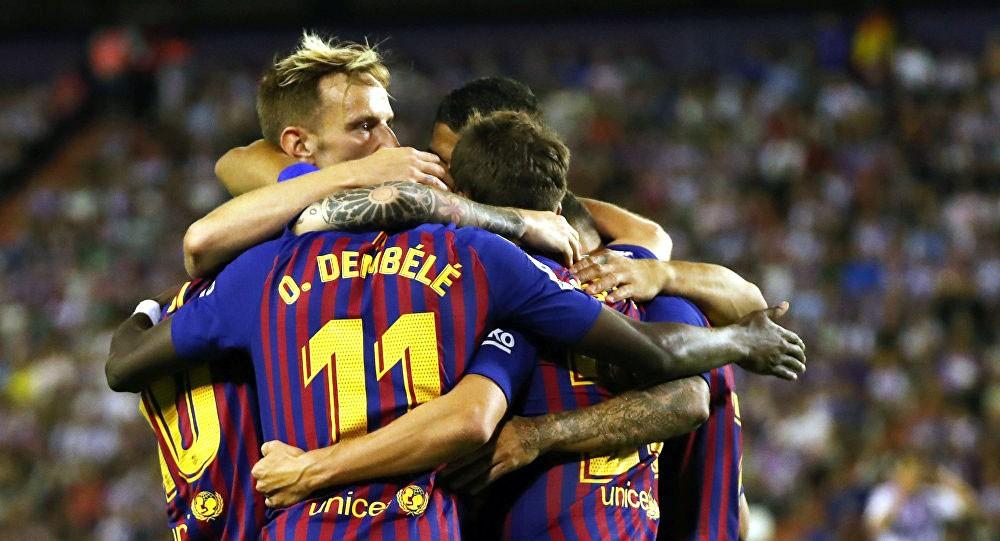 برشلونة يقترب من خوض مباراة في الليغا على الأراضي الأمريكية