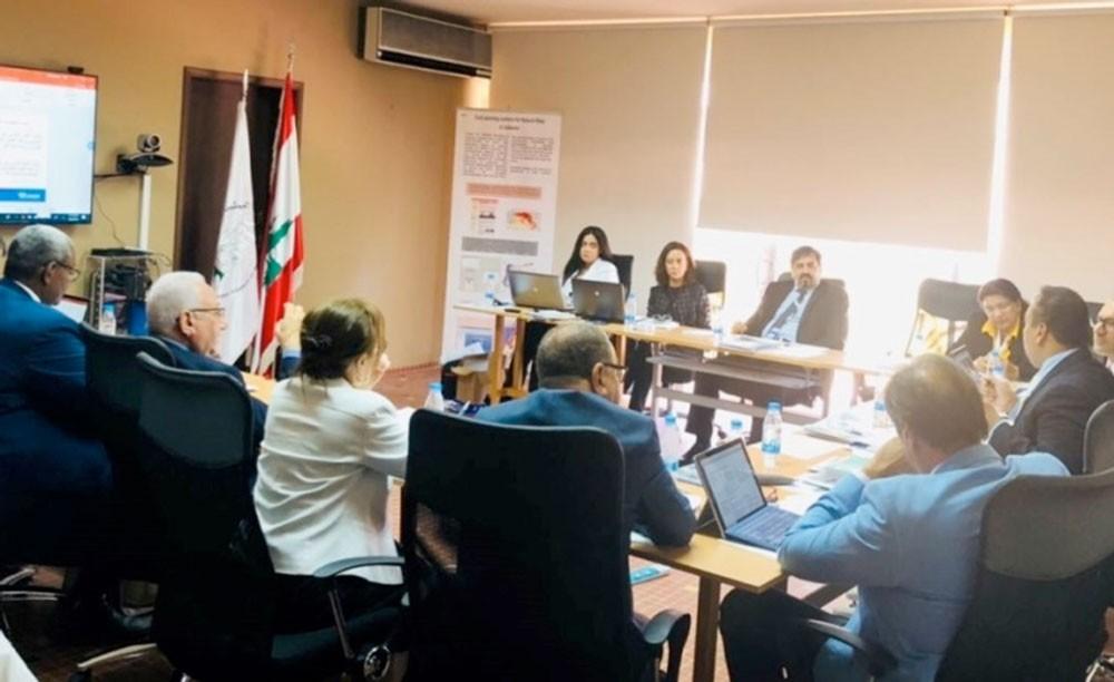 جامعة الخليج العربي تشارك في اجتماع للخبراء العرب  في بيروت