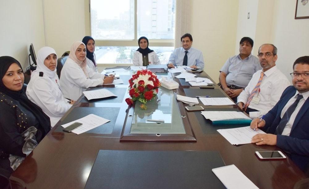 وزارة الصحة تؤكد استعدادها لافتتاح عيادة الإمام الحسين بالمنامة