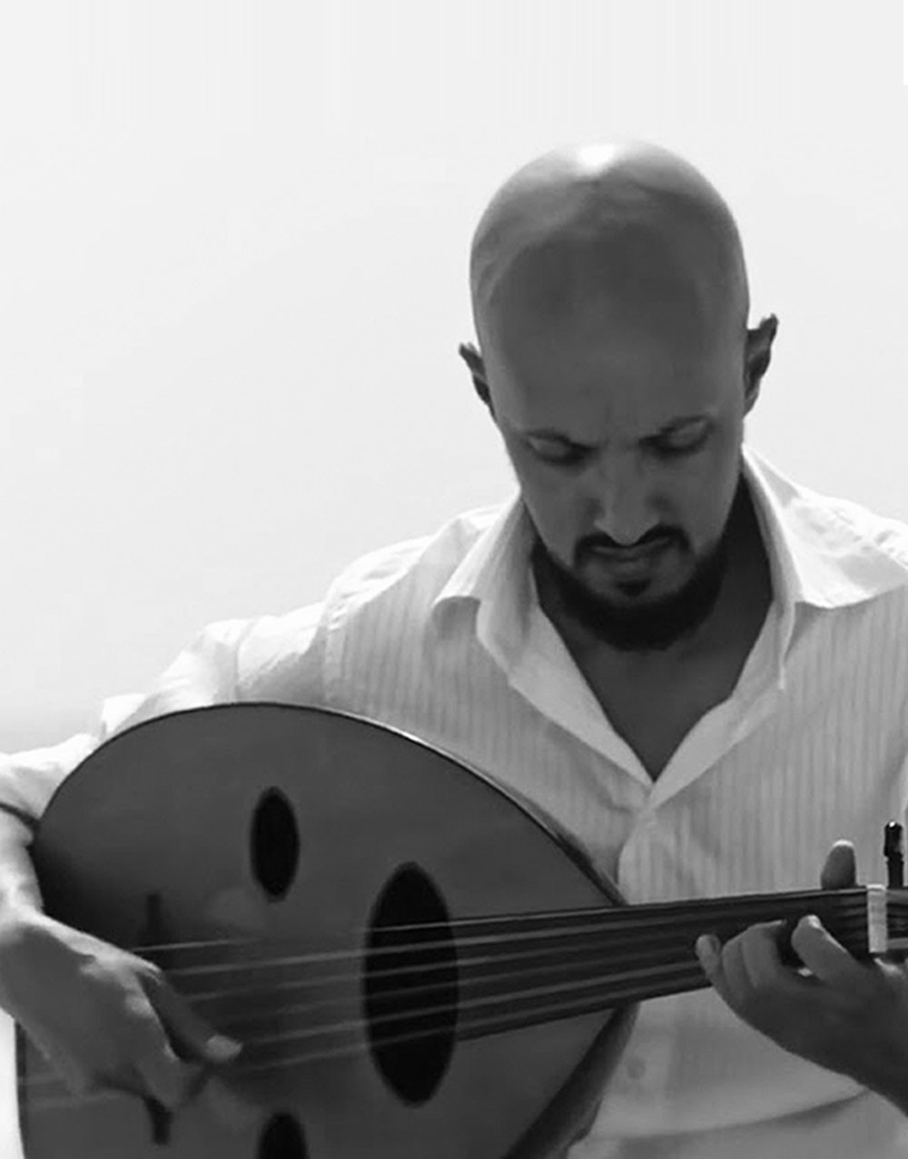 ياسمين أحمد  وسعد جواد في حفل الجاز الموسيقي بمركز الشيخ إبراهيم غداً