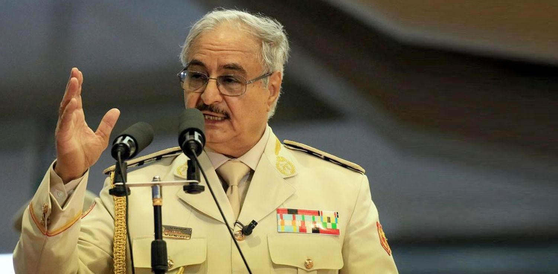الجيش الليبي: قطر تحاول الإيقاع بين ليبيا والجزائر