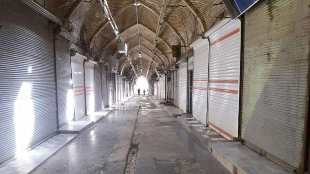 كردستان إيران..إضراب عام احتجاجا على قصف مقرات المعارضة