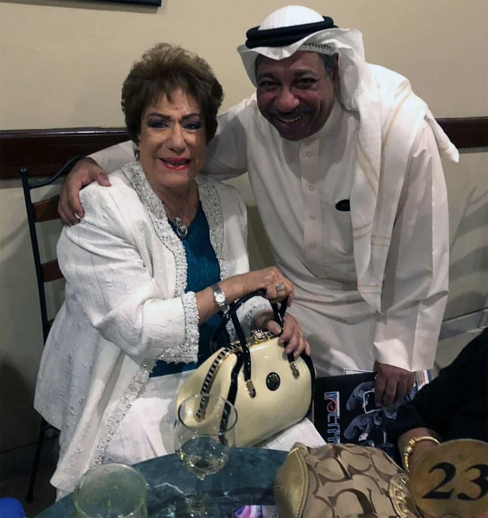 الحمدان والسعداوي وملك في مهرجان القاهرة التجريبي