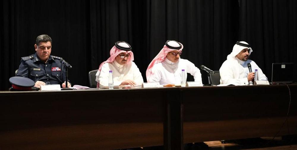 رئيس الأمن العام: العملية التدريبية وتطوير الأداء من أولويات وزير الداخلية