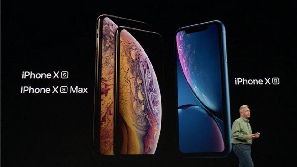 """تعرف على سعر ومواصفات آيفون الجديدة """"XR وXS وXS Max"""""""