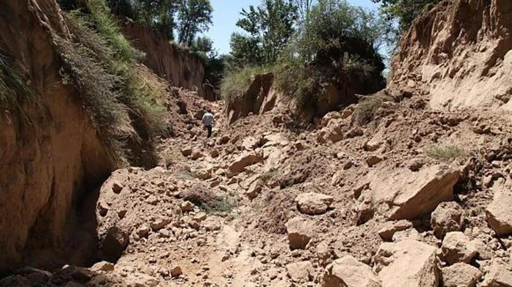 السودان.. مقتل 20 شخصاً بانهيار تلّة على قرية في دارفور