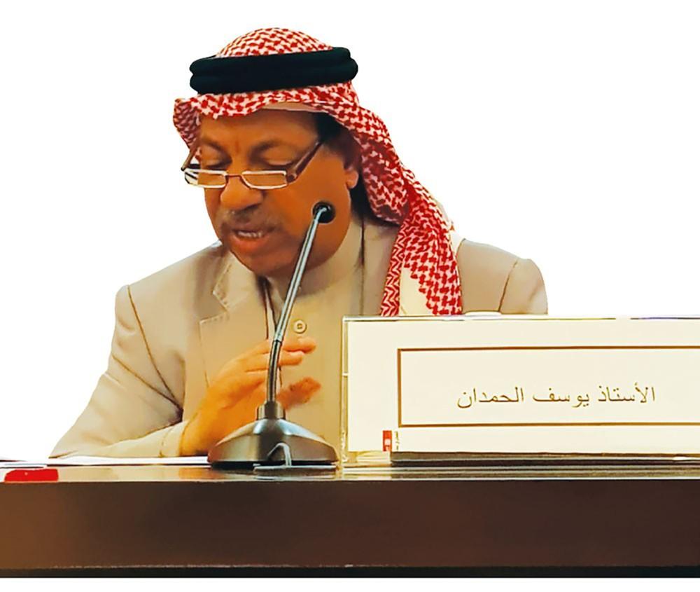 """يوسف الحمدان..."""" صدى الصمت"""" اضافة في رصيد المسرح الخليجي"""