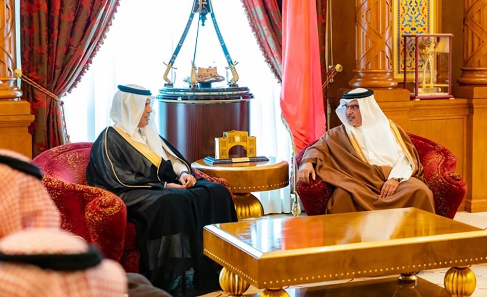 سمو ولي العهد: المملكة العربية السعودية عمق استراتيجي واقتصادي