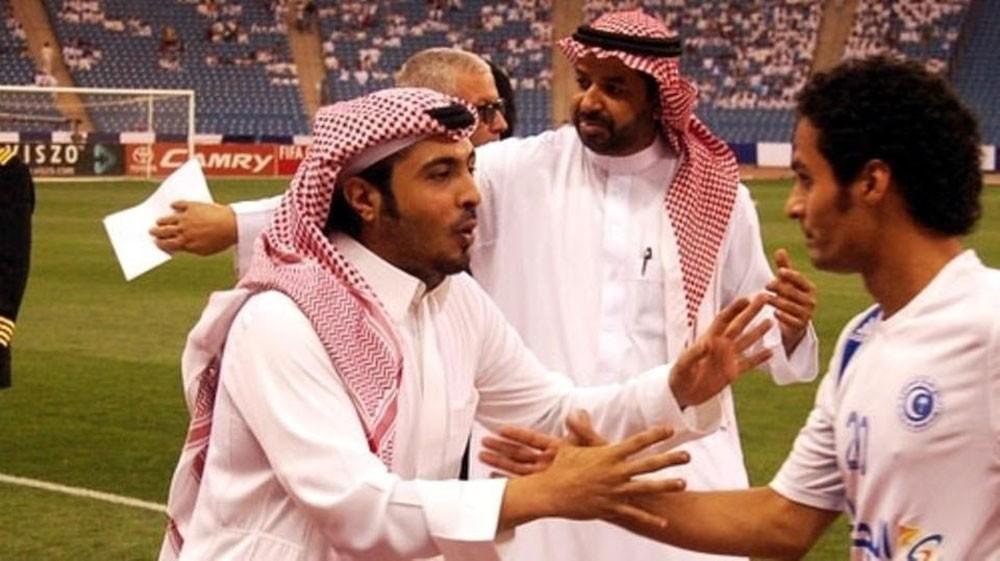 إعفاء الجابر من رئاسة الهلال وتعيين محمد بن فيصل رئيساً