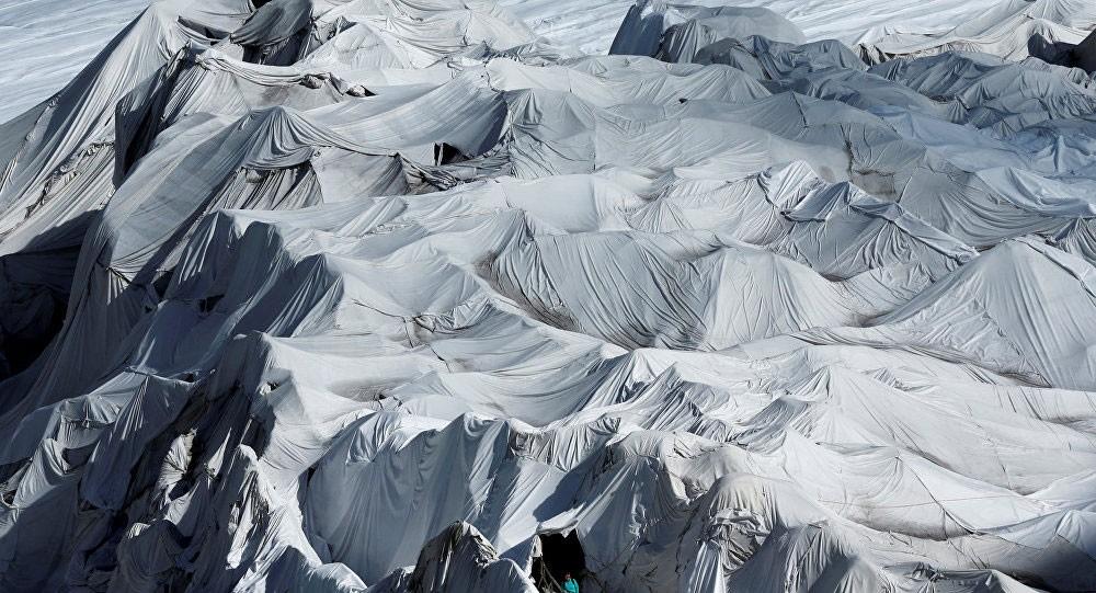 هذا ما تخسره البشرية في حال ذوبان الأنهار الجليدية