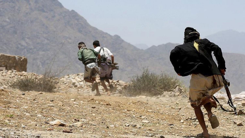 مقتل 9 من ميليشيات الحوثي بمعارك شرقي العاصمة صنعاء