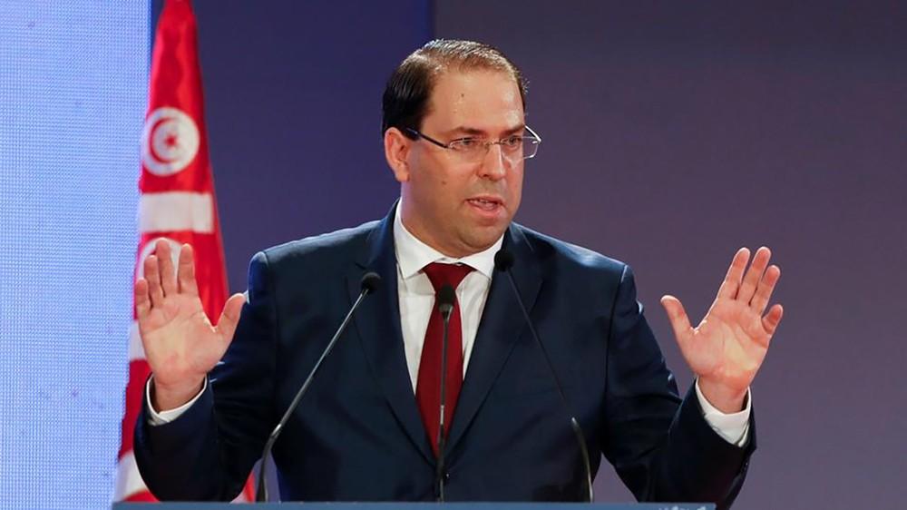 """""""نداء تونس"""" يجمّد عضوية رئيس الحكومة يوسف الشاهد بالحزب"""