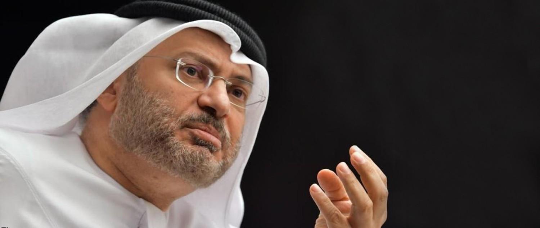 قرقاش: لن نسمح بتطاول أبواق حزب الله على أمير الكويت