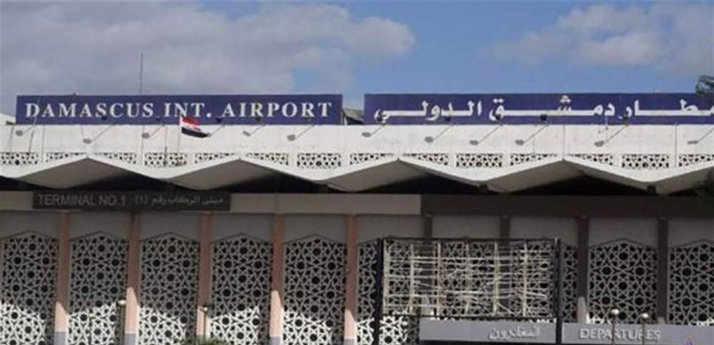 هجوم صاروخي اسرائيلي على مطار دمشق الدولي