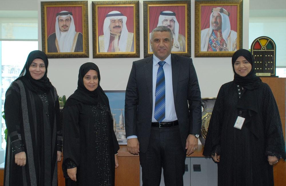 السفير الليبي يشيد بتجربة البحرين في مجال رعاية وتأهيل ذوي الإعاقة