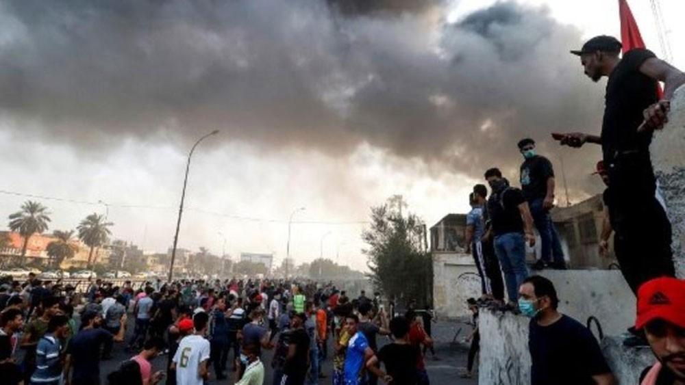 إغلاق القنصلية الأميركية في البصرة بسبب مخاوف أمنية