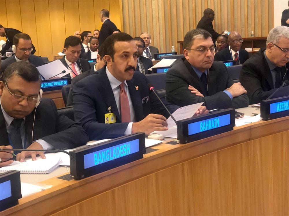 وكيل وزارة الخارجية للشؤون الدولية يؤكد على أهمية تعزيز التضامن الإسلامي