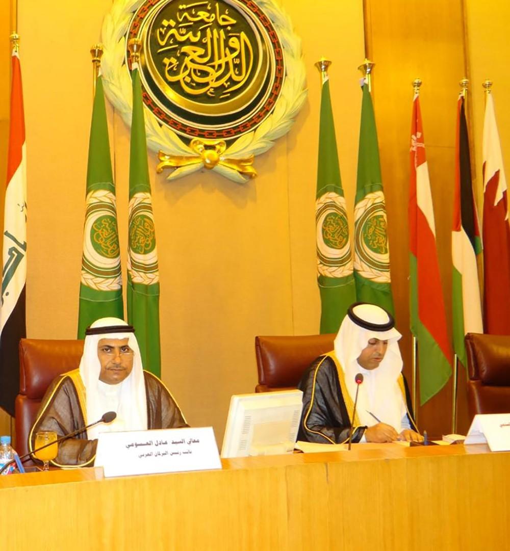 نائب رئيس البرلمان العربي يؤكد أهمية التصدي للمشروع الايراني الارهابي