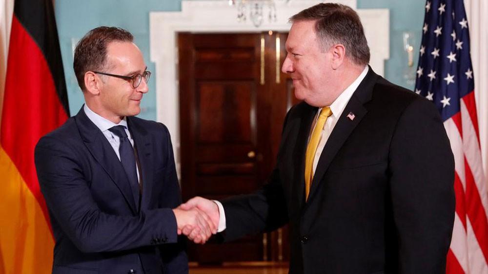برلين وواشنطن تتفقان على ضرورة منع هجوم كيمياوي بسوريا