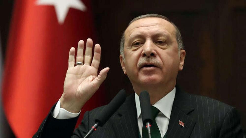 أردوغان يطلب من الحكومة التوقف عن التعامل مع شركة ماكنزي الأمريكية