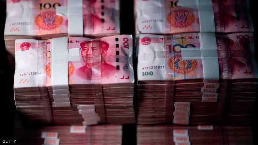 احتياطي النقد الأجنبي بالصين يتراجع أكثر من المتوقع