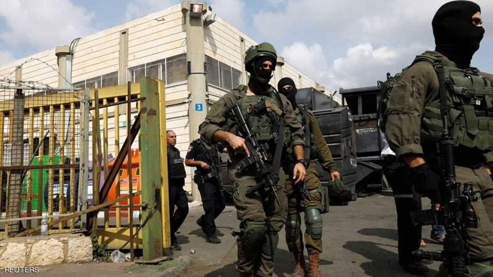 اعتقال فلسطينيين بعد مقتل إسرائيليين بالضفة الغربية