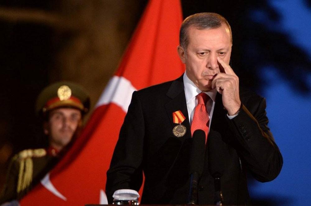 أردوغان : تركيا لا تواجه أي مشاكل اقتصادية تبعث على القلق