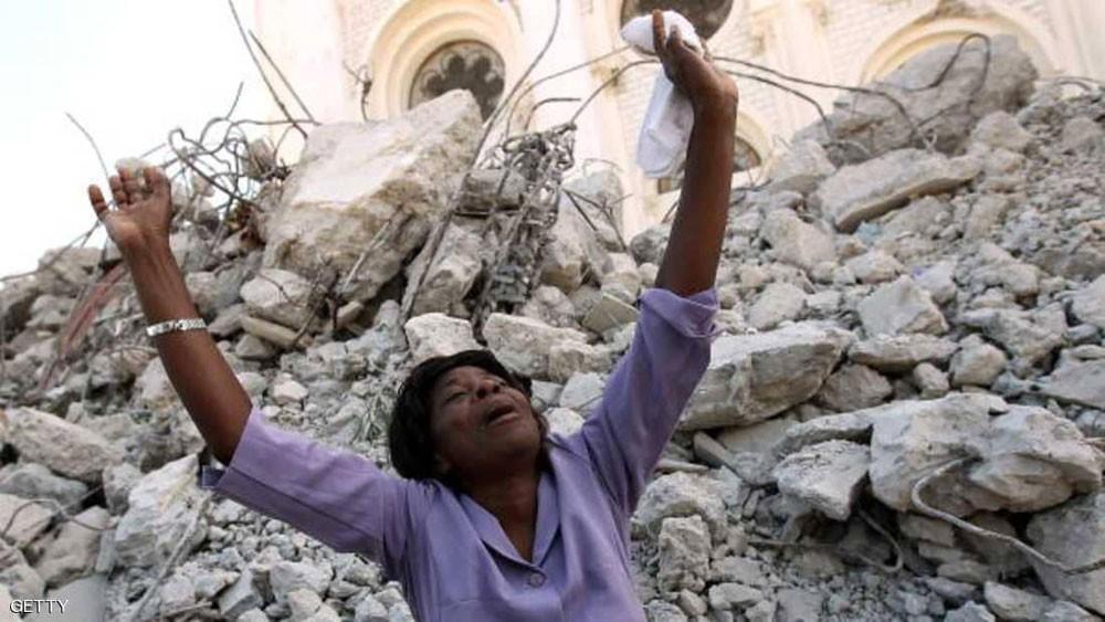 زلزال هايتي المدمر يعيد إلى الأذهان كارثة 2010