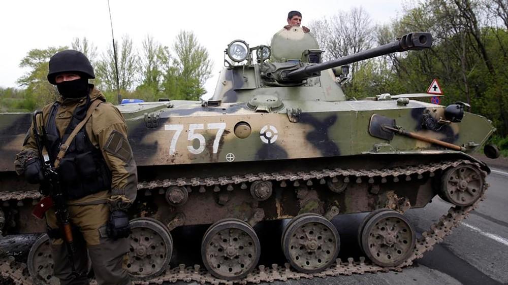 انفجار في مستودع للذخيرة في أوكرانيا دون وقوع ضحايا