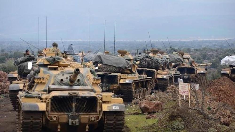 تركيا.. تمديد التفويض بإجراء عمليات عسكرية بدول مجاورة