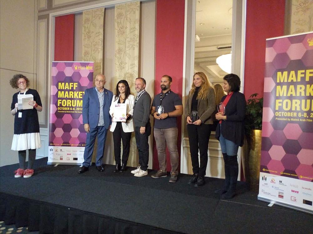 الإعلان عن جوائز سوق مهرجان مالمو للسينما العربية