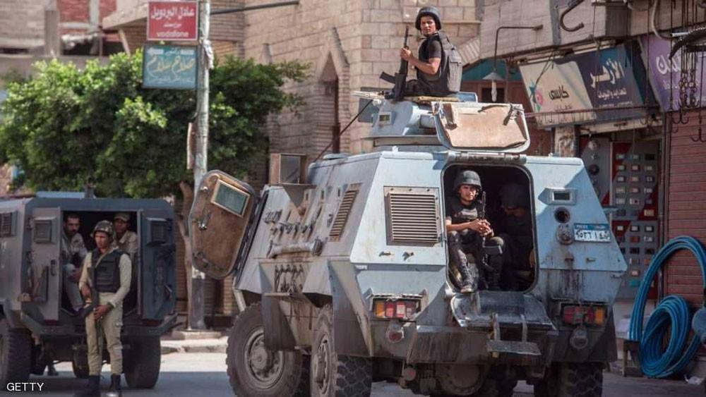 """الأمن المصري يوجه """"ضربة استباقية قوية"""" لوكر إرهابيين بالعريش"""