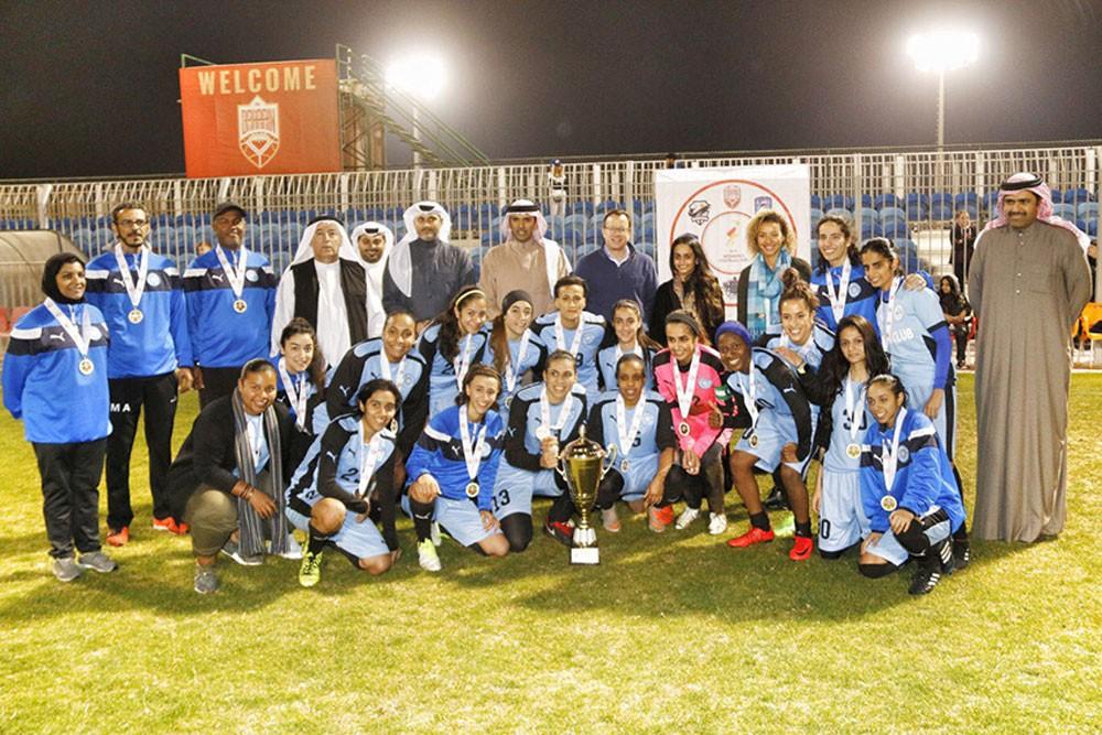 اتحاد الكرة يستعد لتنظيم دوري وكأس السيدات للموسم 2018-2019