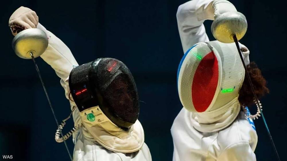 السعودية.. أول مبارزة للسيدات في الرياض